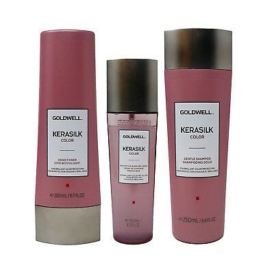 Kerasilk Color Trio Set